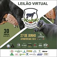 LEILÃO VIRTUAL RANCHO DA PAZ